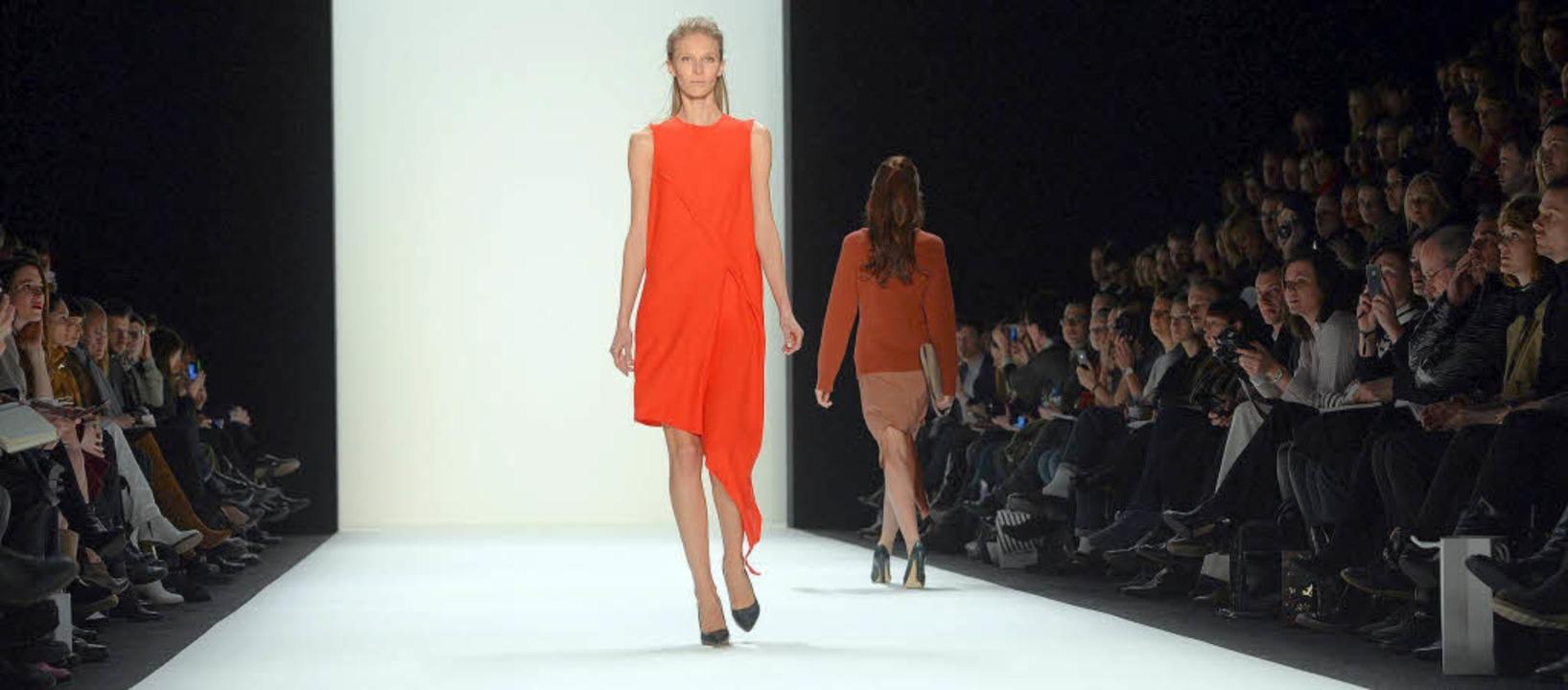 Mode von Perret Schaad...  | Foto: dpa