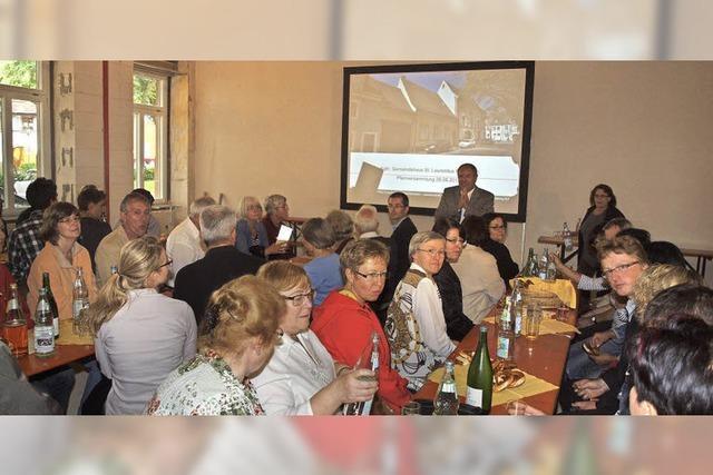 Gemeindehaus zum Jahresende fertig