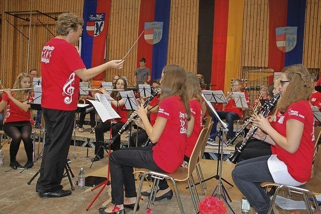 Die Orchester haben sich bestens präsentiert