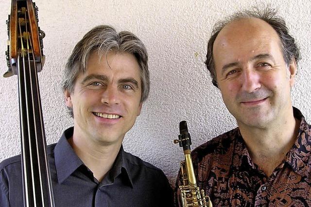 Mike Schweizer und Florian Döling spielen in Schallstadt