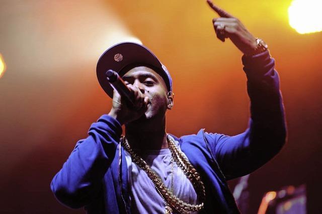 HipHop-Star: Nas beim ZMF