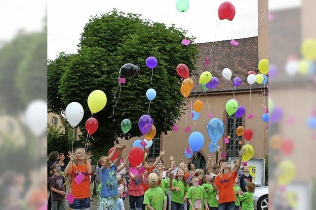 Kindergarten feiert 60 Jahre