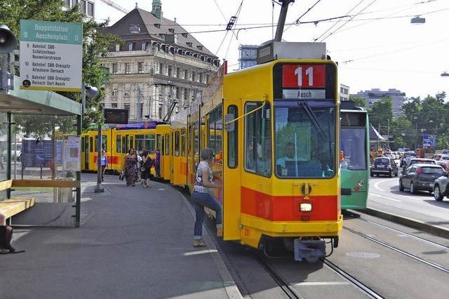 Neue Gleise und neue Stationen