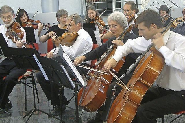 Neuer Name für Orchester