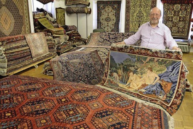 Ende einer Teppich-Ära