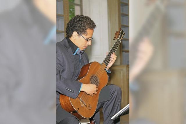 Bernsteintöne aus einem italienischen Weltkulturerbe