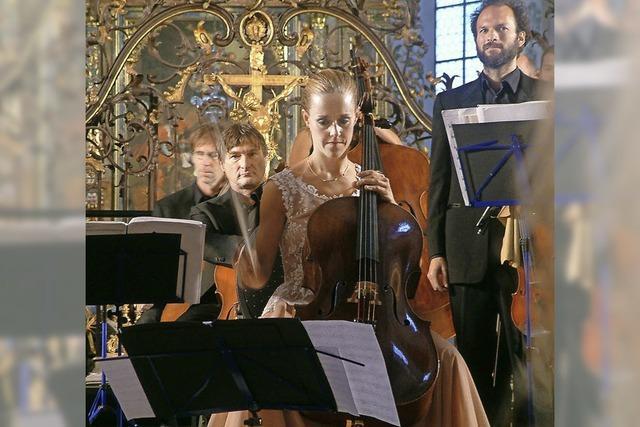 Finale des Solsberg-Festivals mit Sol Gabetta und der Amsterdam Sinfonietta