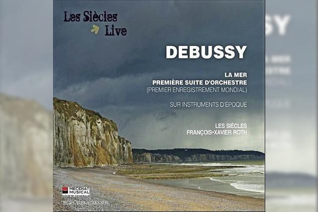 CD: DEBUSSY I: Vom Lichten der Klangwolke