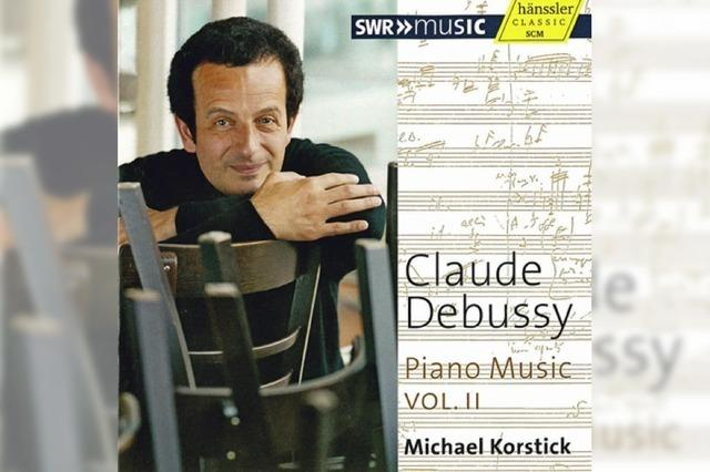 CD: DEBUSSY II: Vom Sturz über die Klippe