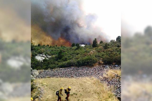 19 Feuerwehrleute sterben in Arizona
