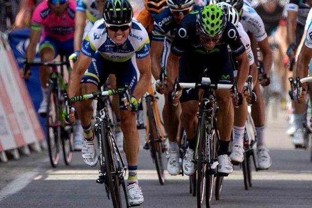 Tour de France: Gerrans gewinnt letzte Korsika-Etappe