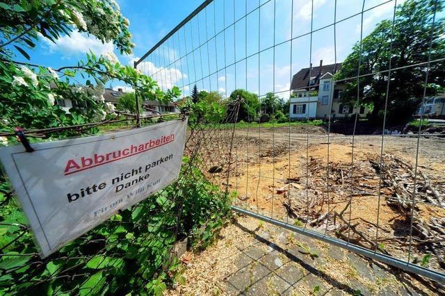 Kein Baustopp für Projekt an der Lindenmattenstraße