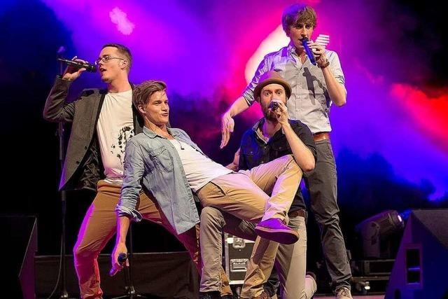 Wie war's bei...der A-cappella-Nacht in Freiburg auf dem ZMF?