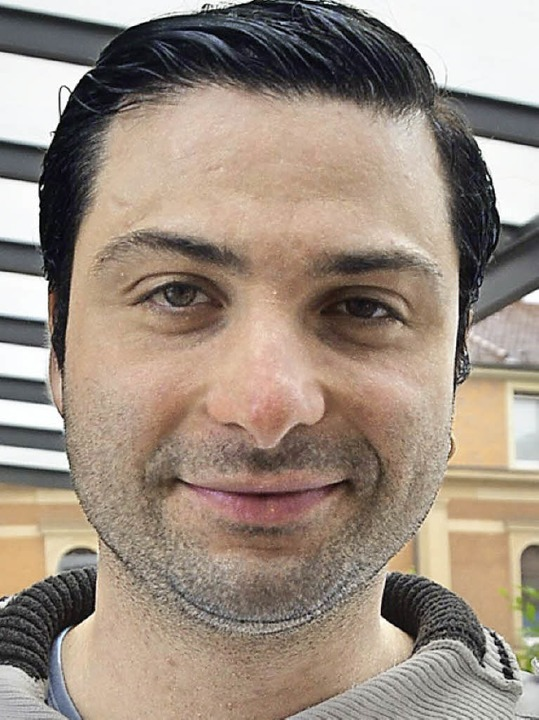 Francesco Giambrone    Foto: Hannah Bühler