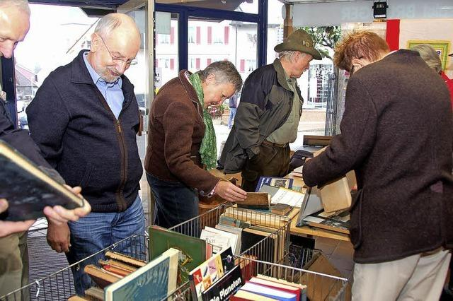 Flohmarkt beendet Geschenkhaus-Ära