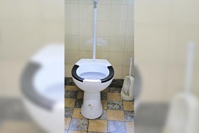 Sanierung der Toiletten erst im nächsten Jahr