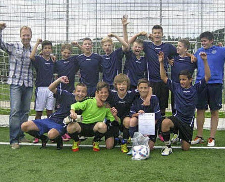 Auch Extraklasse:  Hansjakob-Team  | Foto: bz