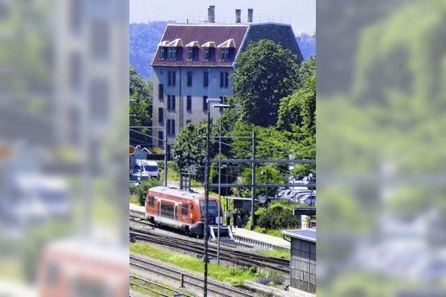 Wettbewerb für das Rheinschloss