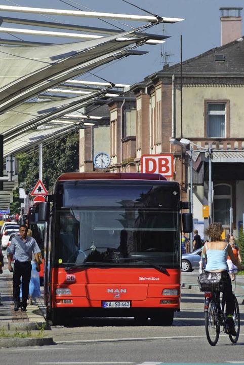 Die Fahrt mit Bus und Bahn im TGO-Verbund wird teurer.     Foto: Seller