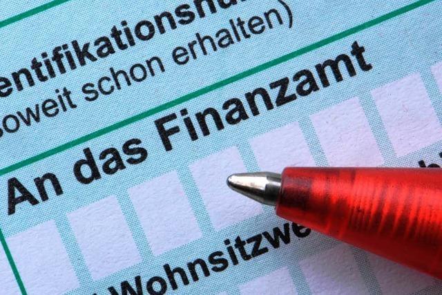 Südbaden: Mehr als 2000 Steuersünder haben sich selbst angezeigt