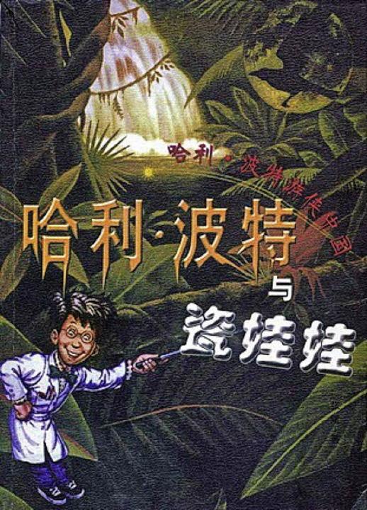 So verleiben sich die Chinesen den bel...den ein: Cover von Harry-Potter-Fakes     Foto: bz
