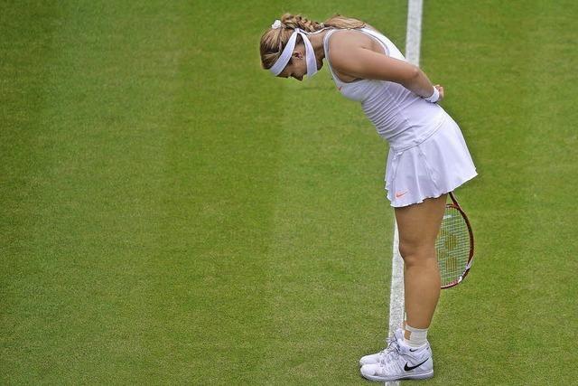 Wimbledon: Boom Boom Bine - Lisicki steht im Halbfinale