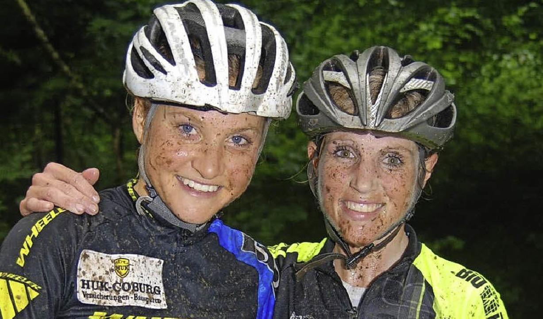 Bettina Uhlig (links) und Ann Kathrin Hellstern   | Foto: privat