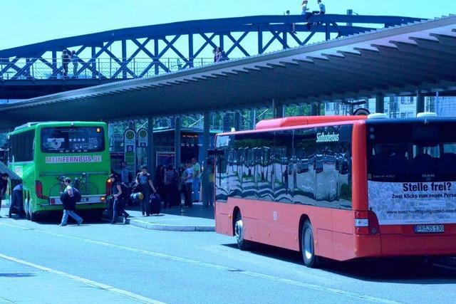 Fernbuslinien finden nicht immer Haltestellen
