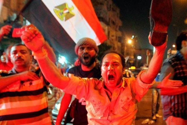 Ägypten: Ultimatum des Militärs läuft ab – zahlreiche Tote