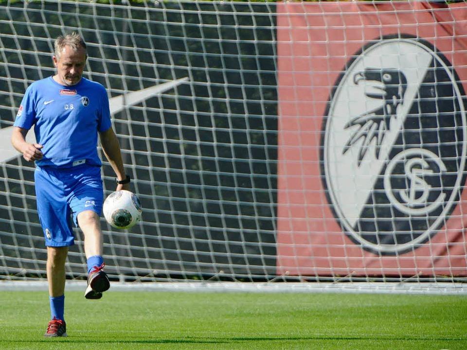 Seinen SC wollen zahlreiche Fans in de...n im Mage-Solar-Stadion spielen sehen.    Foto: Achim Keller
