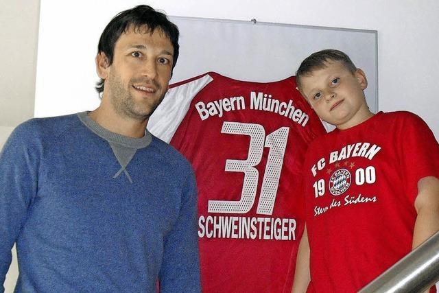 14 Jahre Fußballer