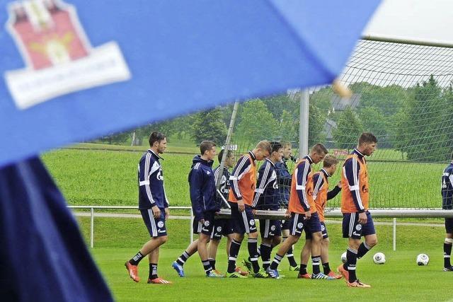 Schalke-Festabend heute beim FC 08