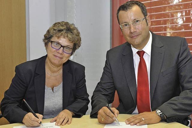 Dritter Bildungspartner für die Alemannen-Realschule