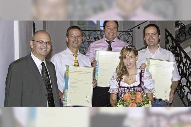 Preise für Müller-Thurgau