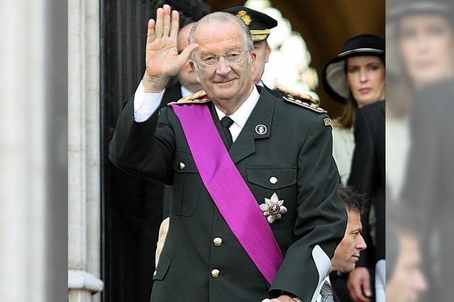 Belgiens König dankt ab