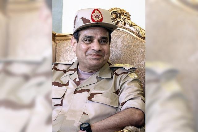 Der Mann, der Mursi entmachtet hat