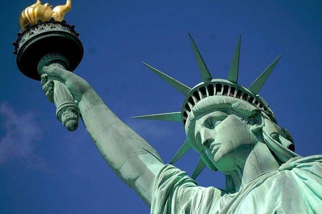 Freiheitsstatue ist wieder für Besucher zugänglich