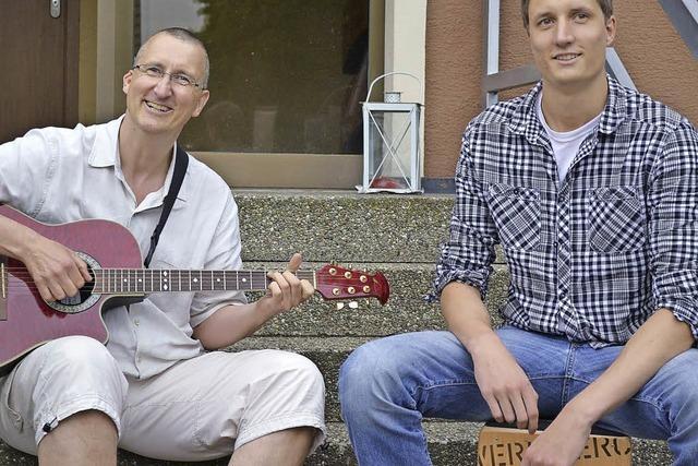 Die Musikalität steckt wohl in den Genen