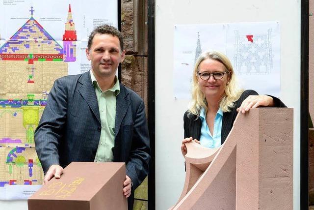 Münsterbauhütten in Freiburg und Straßburg intensivieren ihre Zusammenarbeit