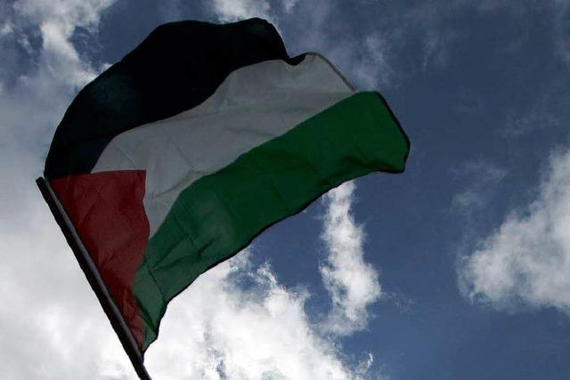 Waren aus dem Westjordanland -