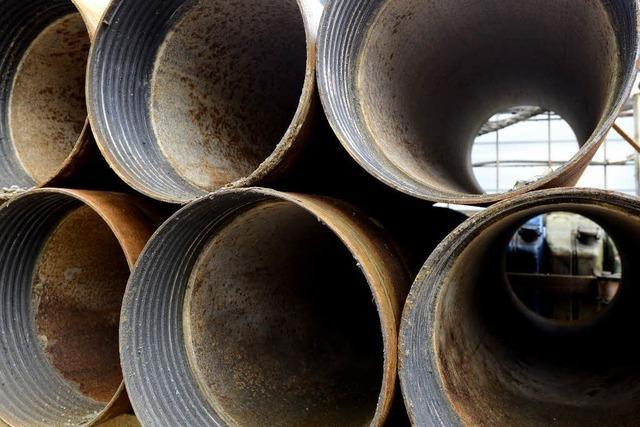 70 Meter tiefe Bohrungen als Voruntersuchungen für den Stadttunnel