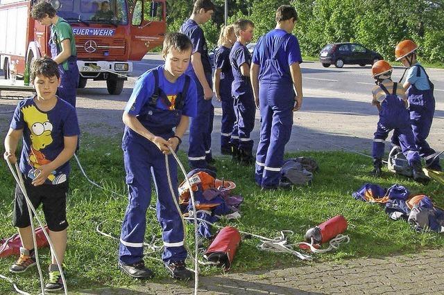 Moderne Jugendarbeit bildet die Basis für den Fortbestand