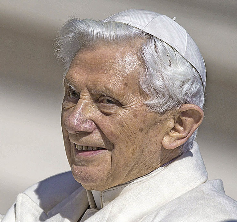 Unterrichtete auch in Weilheim:  Joseph Ratzinger  | Foto: DPA