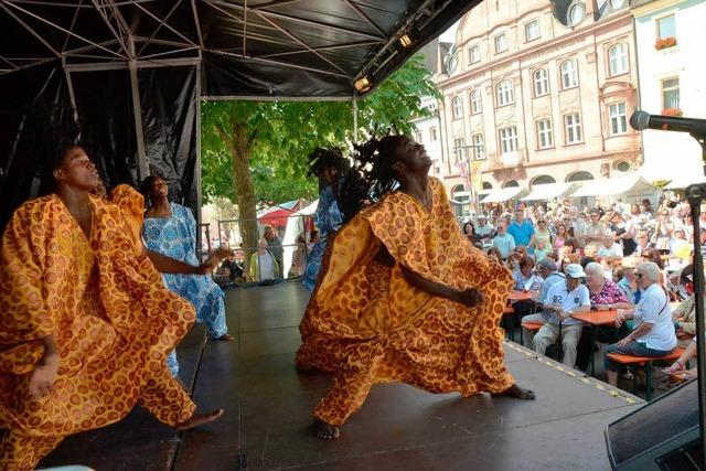 Fotos: Internationales Sommerfest in Lörrach
