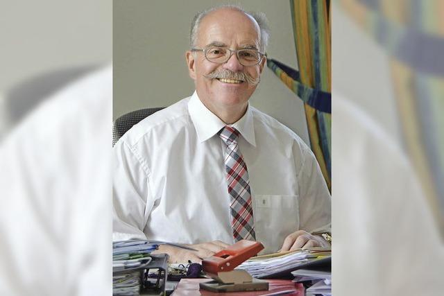 Bürgermeister Bieniger: Eine fünften Amtszeit ist nicht undenkbar