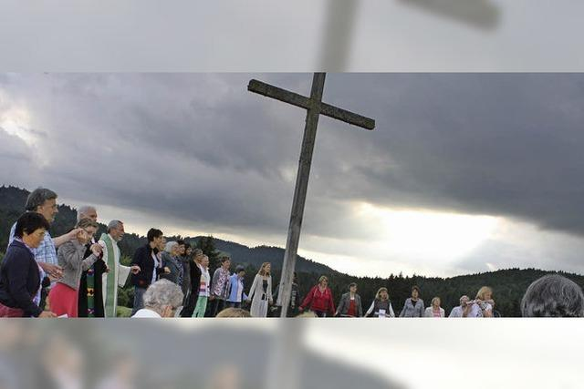 Gottesdienst näher am Himmel
