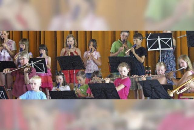 Ein Sommerfest im musikalischen Zeichen des Märchens