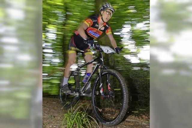 Ottilienwald für Biker kein Kinderspiel