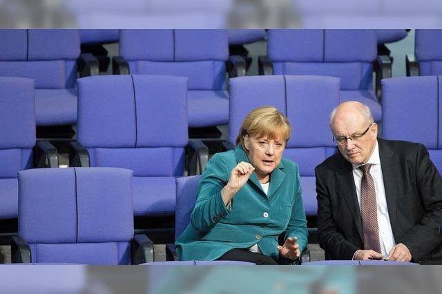 Der Mann an Merkels Seite