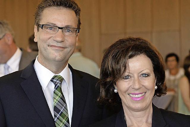 Hauck neuer Bezirksvorsitzender - Schäuble unterliegt